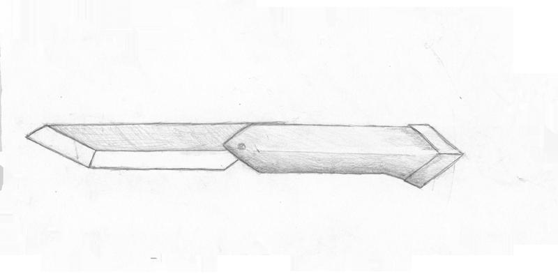 Couteau nain