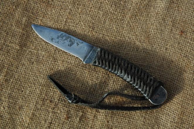 Petit couteau droit