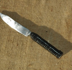 Couteau barbare