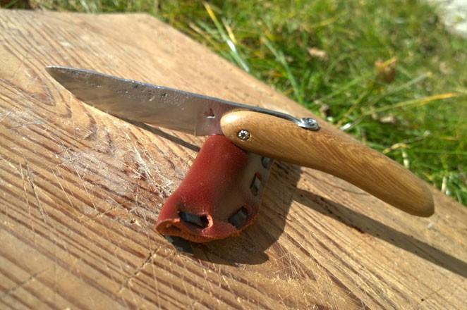 Petit couteau de poche
