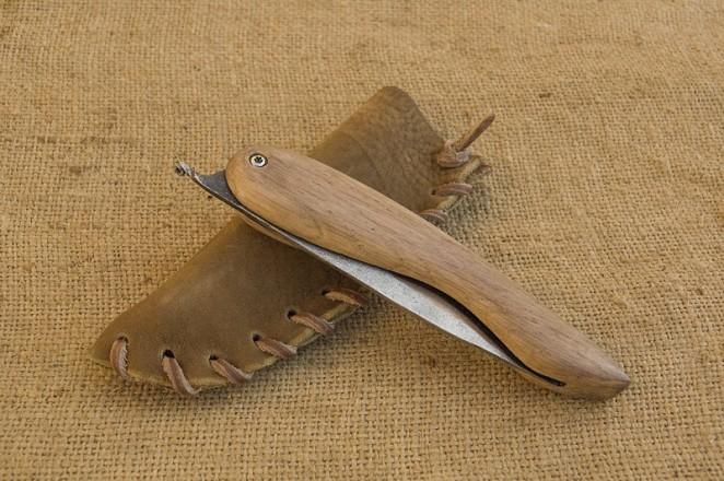 couteau acéré fermé